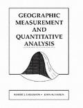 Geographic Measurement and Quantitative Analysis (94 Edition)