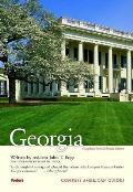 Compass American Guides: Georgia, 2nd Edition (Compass American Guide Georgia)