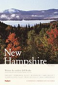 Compass American Guides New Hampshire 1st Edition