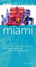 Fodor's Citypack Miami, 2nd Edition (Fodor's Citypack Miami)