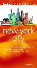 Fodors Citypack New York 4TH Edition