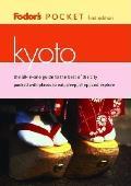 Fodors Pocket Kyoto 1ST Edition