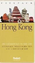 Fodors Citypack Hong Kong 3rd Edition