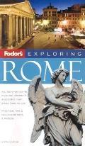 Fodor's Exploring Rome (Fodor's Exploring Rome)