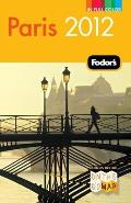 Fodor's Paris (Fodor's Paris) Cover