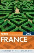 Fodor's France [With Map] (Fodor's France)