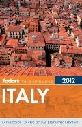 Fodors Italy 2012