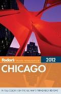 Fodors Chicago 2012