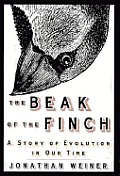 The Beak of the Finch: A Story of Evolution in Our Time Cover