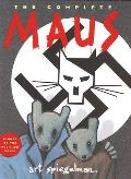 The Complete Maus: A Survivor's Tale Cover