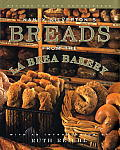 Nancy Silverton's Breads from the La Brea Bakery: Recipes for the Connoisseur Cover