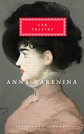 Anna Karenina (Everyman's Library) Cover
