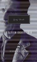 Nineteen Eighty-Four (Everyman's Library) Cover
