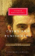 Crime and Punishment (Everyman's Library) Cover