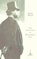 The Adventures of Huckleberry Finn (Modern Library) Cover