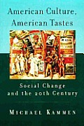 American Culture American Tastes Social Cover