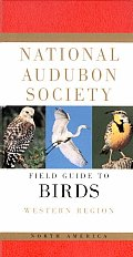 National Audubon Society Field Guide to North American Birds: Western Region (Audubon Society Field Guide) Cover
