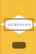 Dickinson: Poems (Everyman's Library Pocket Poets) Cover