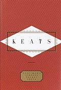 Keats: Poems (Everyman's Library Pocket Poets) Cover