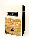The Decline and Fall of the Roman Empire (Everyman's Library) Volumes 4, 5 and 6