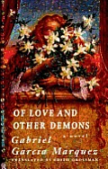 Of love and other demons Cover
