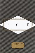 Poe: Poems (Everyman's Library Pocket Poets) Cover