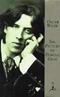 The Picture of Dorian Gray (Modern Library) Cover