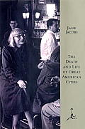 Death and Life of Great American Cities (93 Edition) Cover