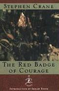 Red Badge of Courage An Episode of the American Civil War