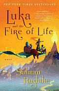 Luka and the Fire of Life: A Novel Cover
