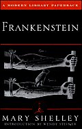 Frankenstein: Or, the Modern Prometheus Cover