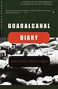 Guadalcanal Diary (Modern Library War) Cover