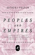 Peoples & Empires A Short History Of Eur
