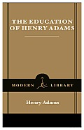 The Education of Henry Adams: An Autobiography Cover