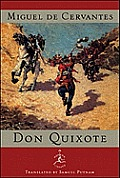Don Quixote De La Mancha Cover