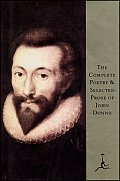 The Complete Poetry and Selected Prose of John Donne Cover