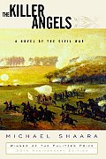 The Killer Angels: A Novel of the Civil War (Modern Library) Cover