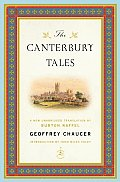 The Canterbury Tales (Modern Library) Cover