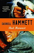 Red Harvest (Vintage Crime/Black Lizard) Cover