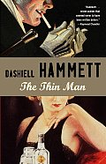 The Thin Man (Vintage Crime/Black Lizard) Cover
