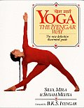 Yoga the Iyengar Way (90 Edition) Cover