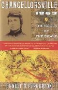 Chancellorsville, 1863: The Souls of the Brave (Vintage Civil War Library)