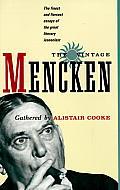 The Vintage Mencken Cover