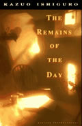 The Remains of the Day Cover