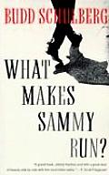 What Makes Sammy Run? Cover