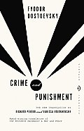 Crime and Punishment: A Novel in Six Parts with Epilogue (Vintage Classics) Cover