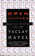 Open Letters Selected Writings 1965 1990