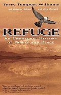 Refuge: An Unnatural History of Family and Place Cover