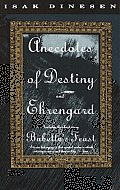 Anecdotes of Destiny and Ehrengard Cover
