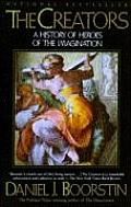 The Creators: A History of Heroes of the Imagination Cover